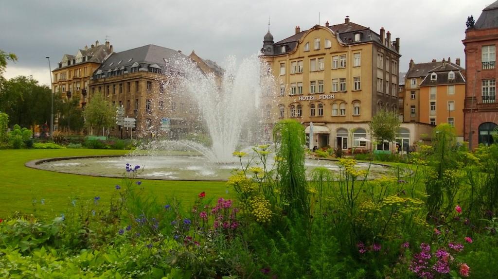 MetzFountain