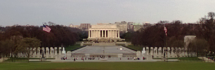 Washington_LincolnMonument